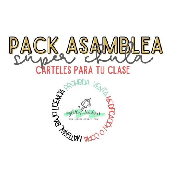 Actividad Pack Asamblea Preview - Sandra Alguacil