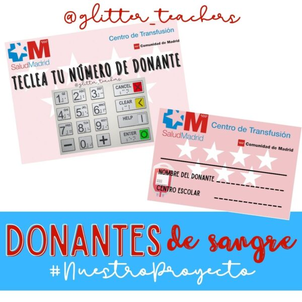Sandra Alguacil actividad Donantes