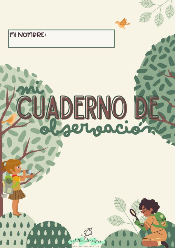 Recurso Cuaderno de Observación Sandra Alguacil