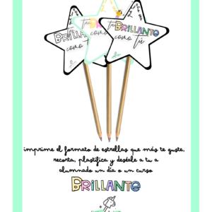 Estrellas para tus alumnos brillantes Sandra Alguacil