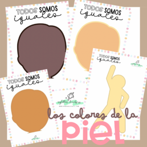 Descarga la plantillas colores de piel, un recurso de Sandra Alguacil